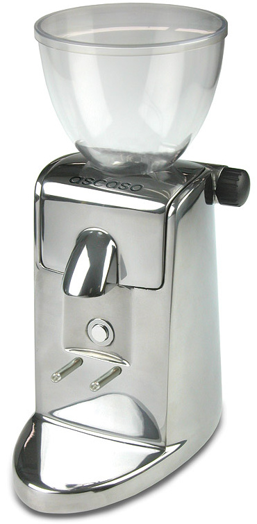 Ascaso i-mini (I-2) Grinder (polished)