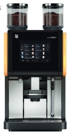 WMF 5000S 2-step