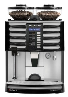 Schaerer Coffee Art Finesteam 1x8